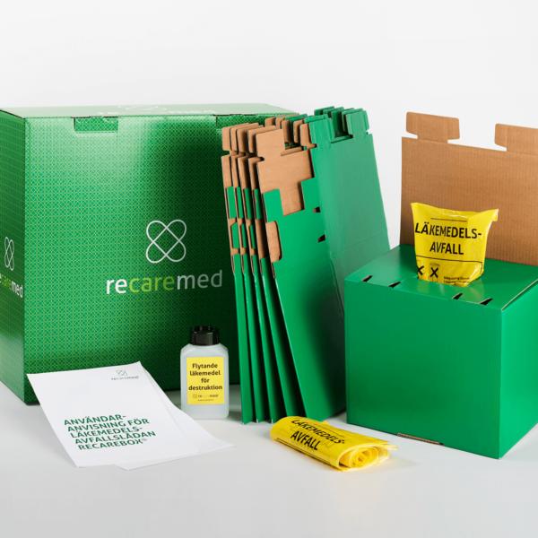 Recarebox - 6 pack