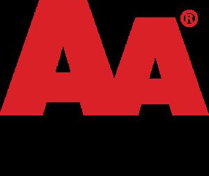 AA Logo - God kreditvärdighet